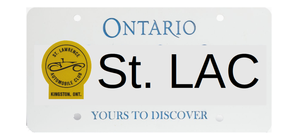 Welcome to the Home of the Saint Lawrence Automobile Club (St LAC)